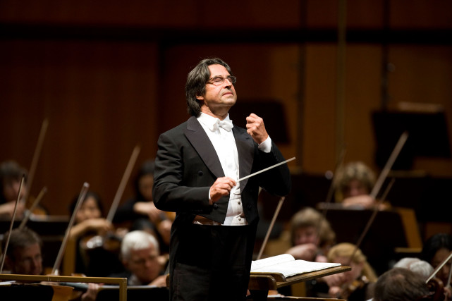 Riccardo Muti conducts Chicago Symphony Orchestra,  9/28/07,